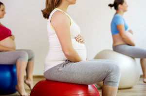 During Pregnancy  Physiotherapy